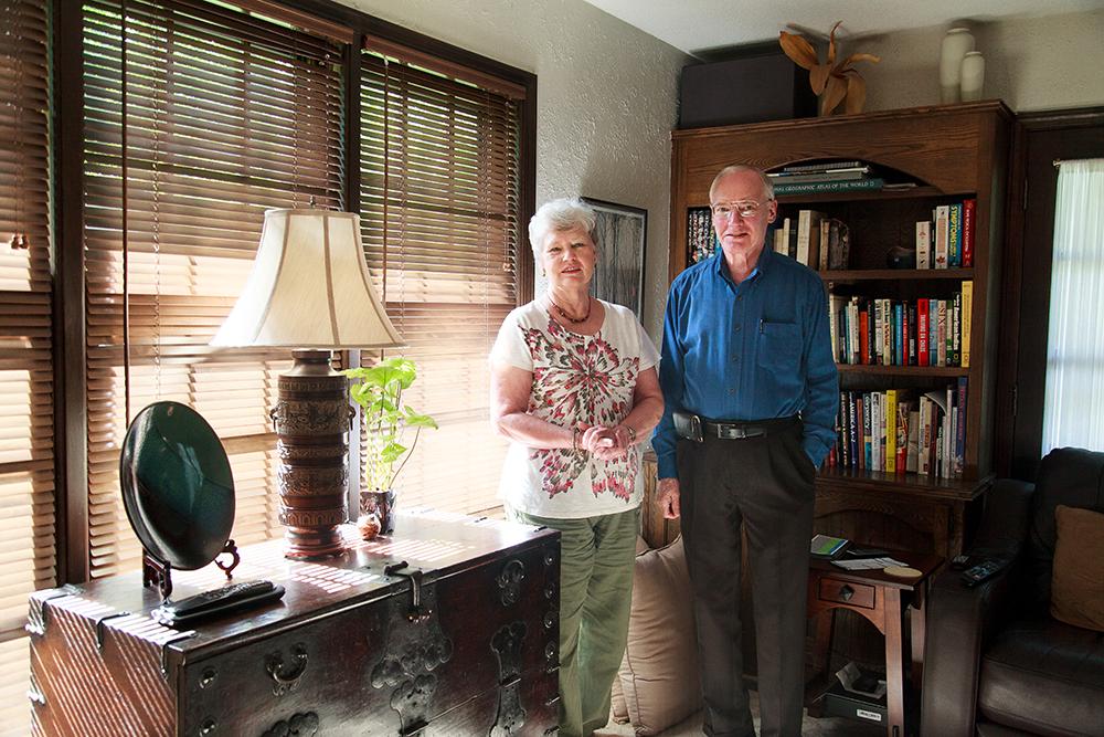 Sue & Richard